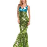erwachsenen Meerjungfrauenkostüm