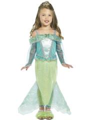 Meerjungfrauenkostüm für Kinder